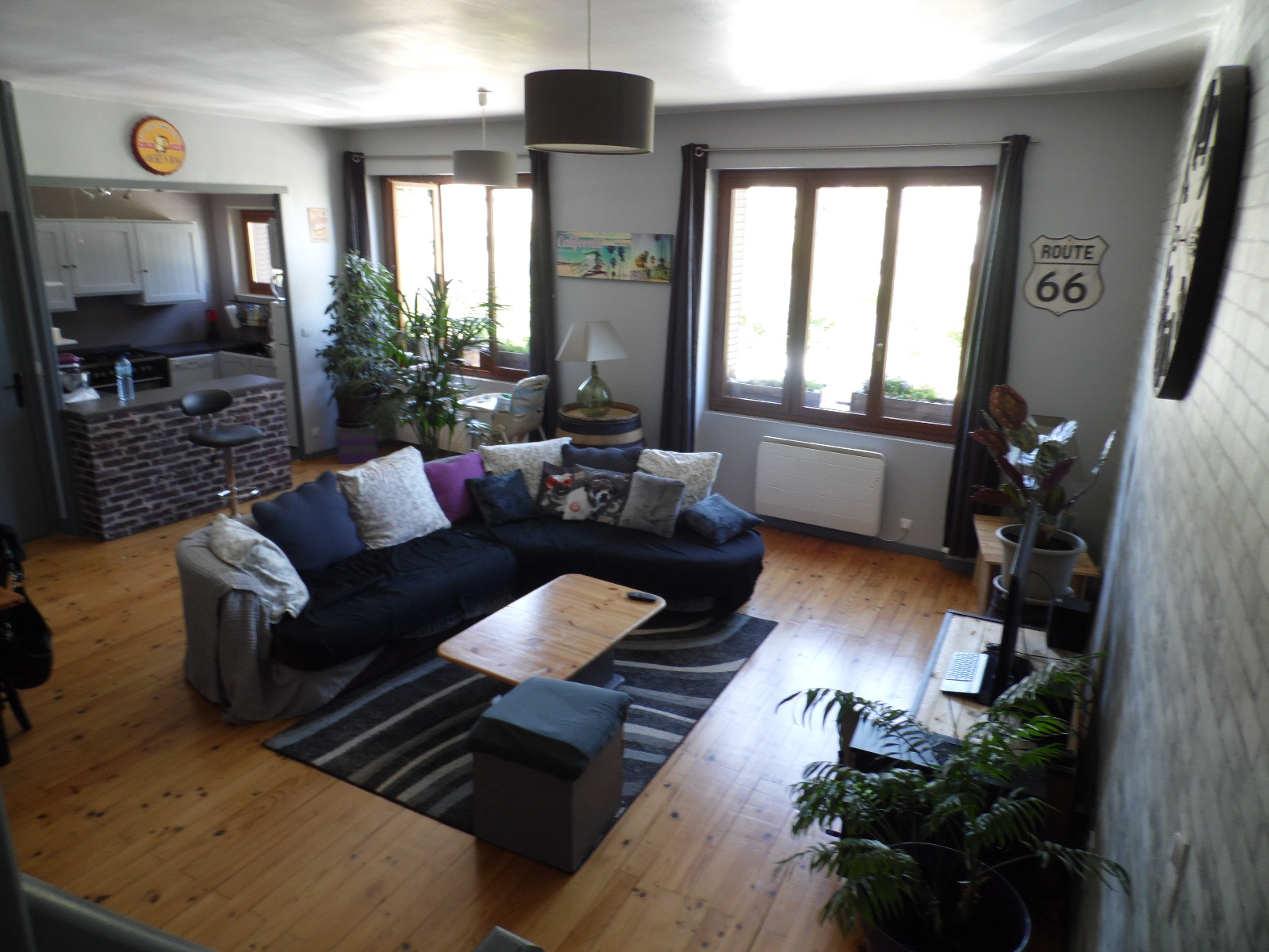 Annonce vente maison bourg de p age 26300 107 m 158 for Piscine diabolo a bourg de peage