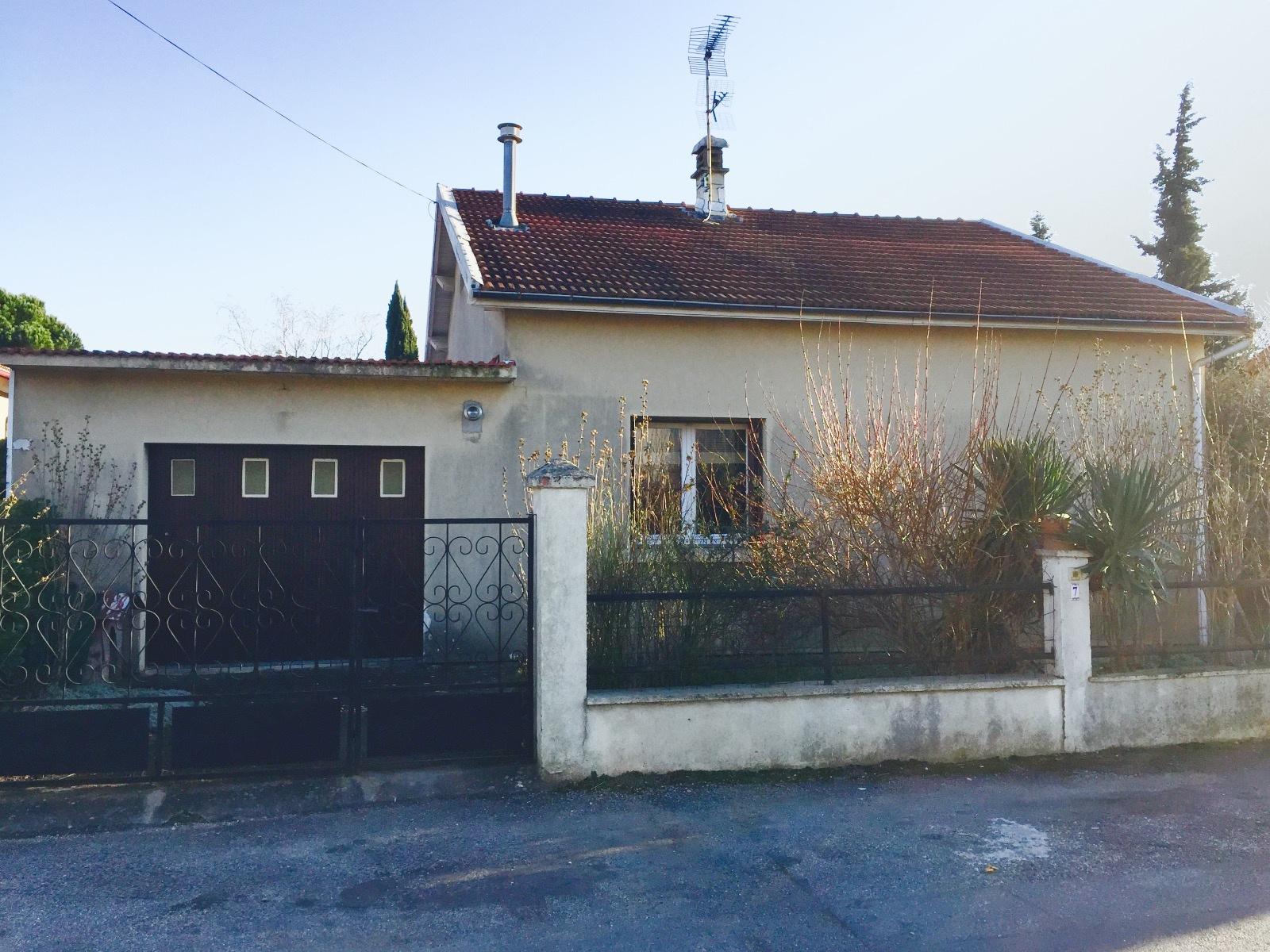 Vente maison bourg de p age 26300 sur le partenaire for Piscine diabolo a bourg de peage